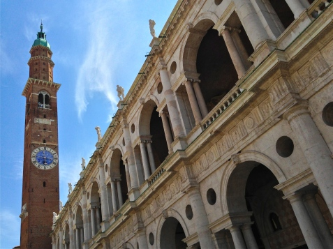 Torre Bissara - Vicenza, Italy | ©Tom Palladio Images