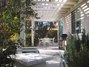 SoCal patio | ©Tom Palladio Images
