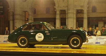 2013 Mille Miglia Storica _ Vicenza, Italy | ©Tom Palladio Images