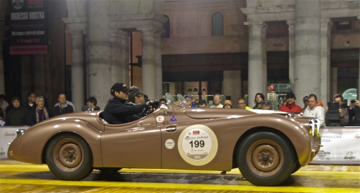 2013 Mille Miglia Storica _ Vicenza, Italy | ©Tom Palladio Images