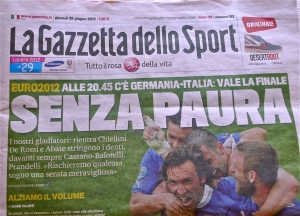 La Gazzetta dello Sport | ©Tom Palladio Images