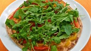 Flatbread pizza | ©Tom Palladio Images