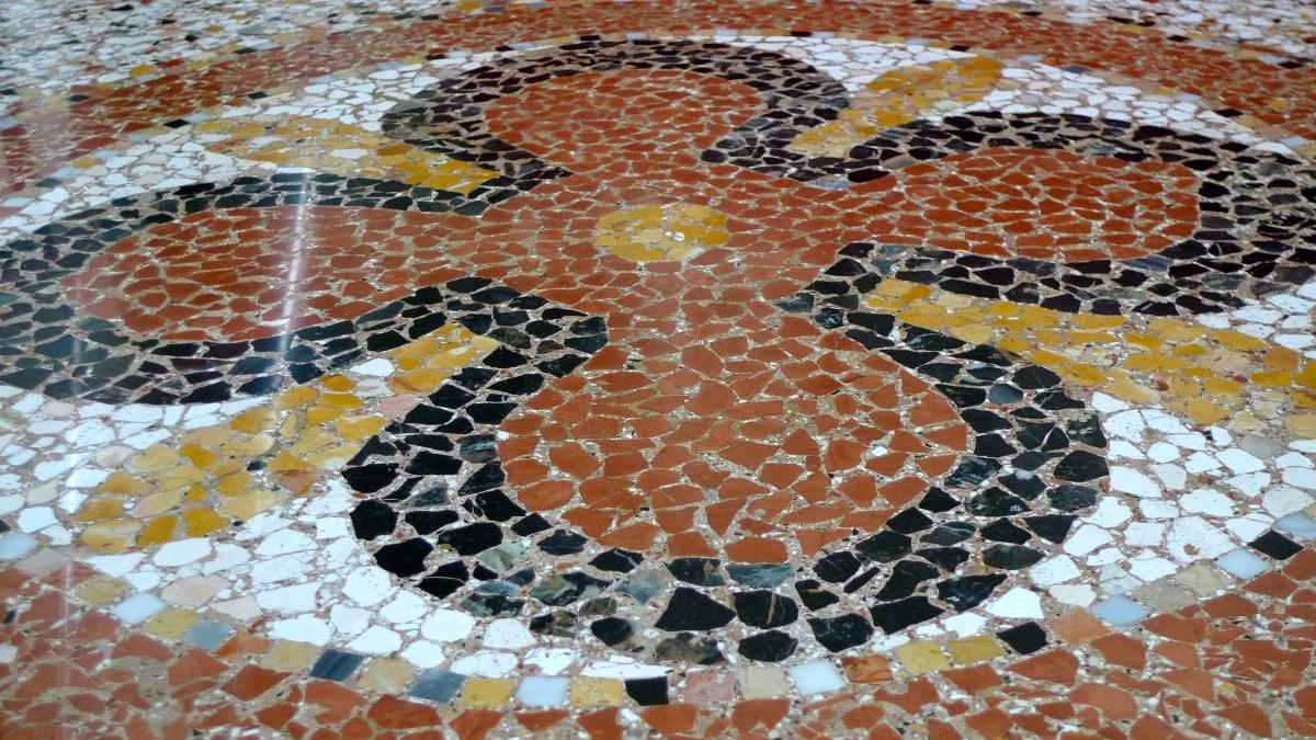 Patterned After Venice The Palladian Traveler