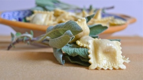 Raviolini and Sage | ©Tom Palladio Images