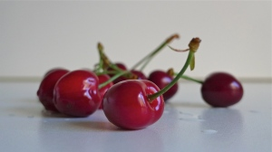 Italian grown Bigarreux cherries | ©Tom Palladio Images