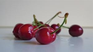 Italian grown Bigarreux cherries | ©Tom Palladio Images