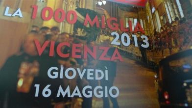 Cover - Mille Miglia in Vicenza