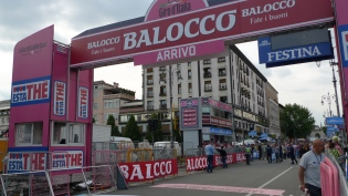 The Finish Line - Giro d'Italia 2013 | ©Tom Palladio Images