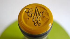 Felluga Winery  bottle top