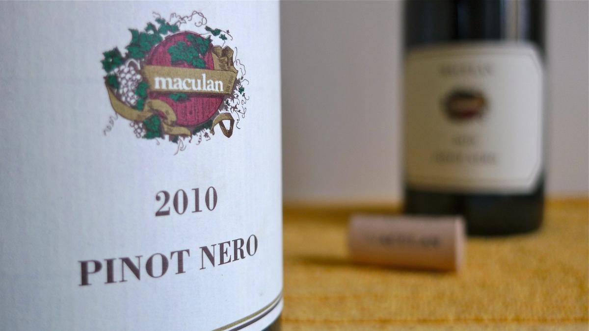 Maculan Pinot Nero DOC