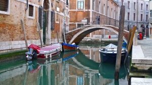 Venice canal scene | ©Tom Palladio Images