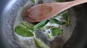 Sage and Butter in the Skillet | ©Tom Palladio Images