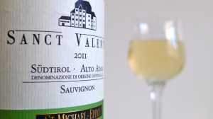 Sanct Valentin Alto Adige Sauvignon | ©Tom Palladio Images
