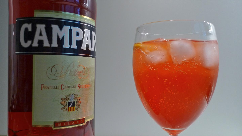 Spritz Campari Milan S Passionate Red Cocktail The Palladian Traveler