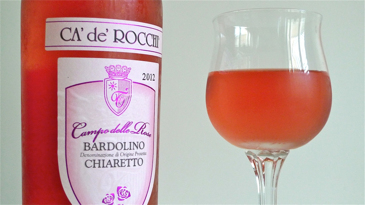 Uncork a Winner: Ca' de' Rocchi Bardolino Chiaretto DOC
