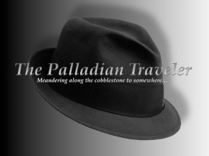 TPT's Borsalino in B&W | ©Tom Palladio Images
