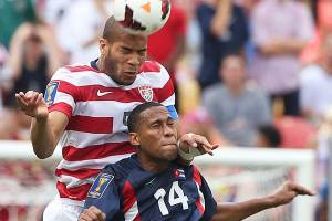 2013 CONCACAF Gold Cup - USA v Cuba | ©George Frey, Getty Images