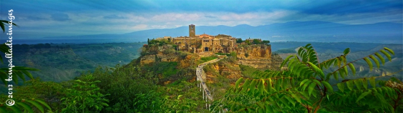 Civita di Bagnoregio - Lazio, IT