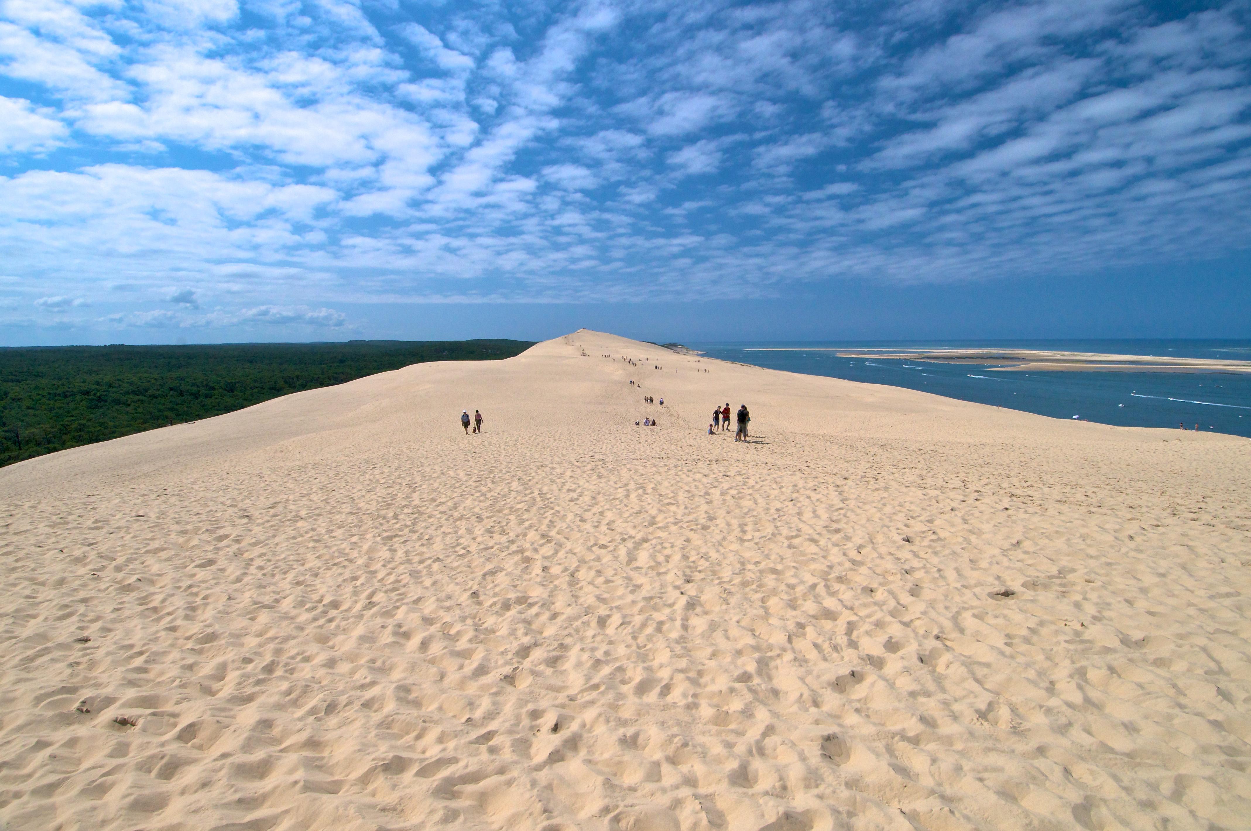 Destination southwestern france pyla sur mer the palladian traveler - Hotel dune du pilat ...
