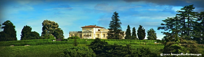 The Villa on the Hilla - Vicenza, IT