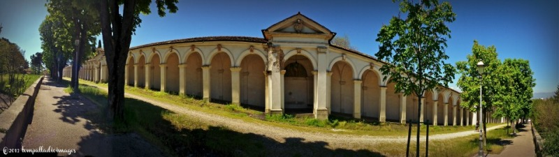 The Porticos of Mt. Berico - Vicenza, IT