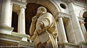 Statue of Andrea Palladio - Vicenza, Italy | ©Tom Palladio Images
