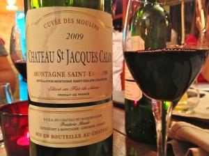 Chateau Saint Jacques Calon wine - Montagne, France | ©Tom Palladio Images
