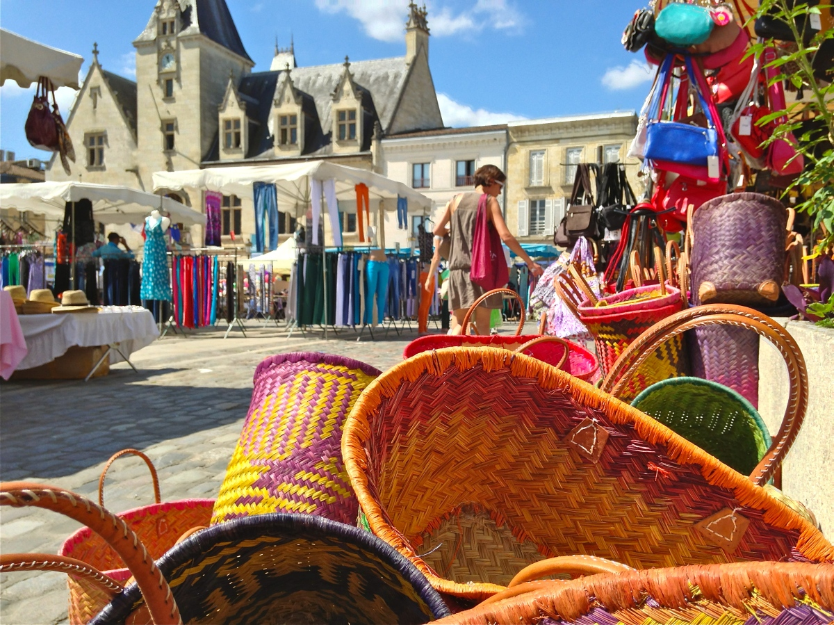 Destination Southwestern France: Market Day in Libourne