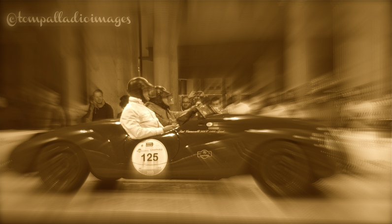Mille Miglia - Vicenza, Italy | ©Tom Palladio Images
