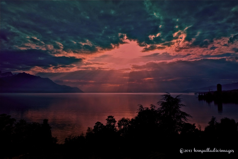 Montreux's Last Hurrah | ©Tom Palladio Images