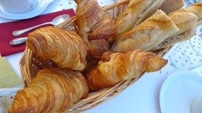 Croissants and Baguettes | ©Tom Palladio Images