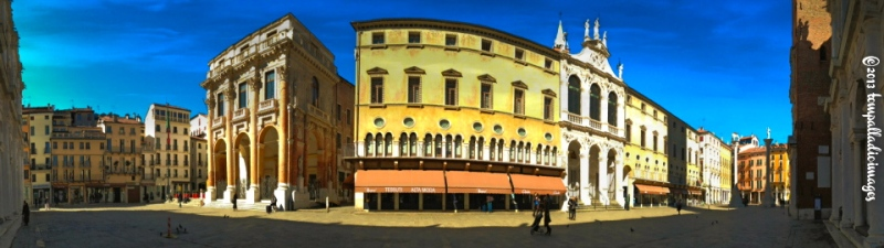 Piazza dei Signori - Vicenza, IT