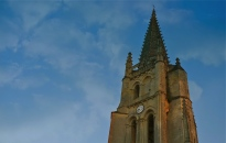 Bell Tower of St. Emilion, France | ©Tom Palladio Images