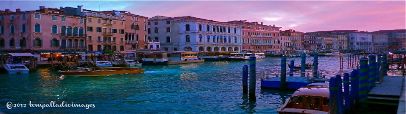 Grand Canal - Venice, IT