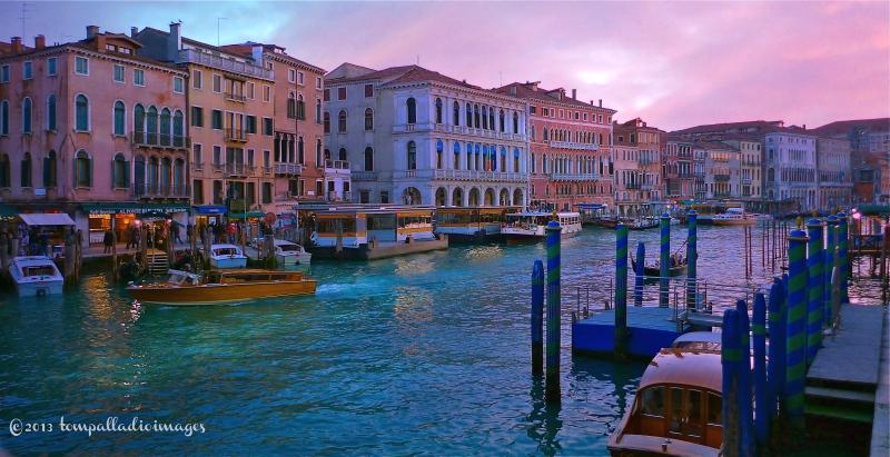 Tramonto Veneziano | ©Tom Palladio Images