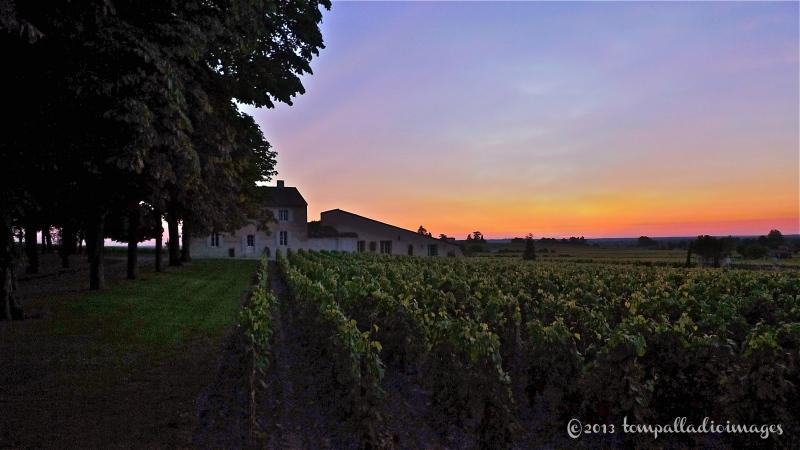 Sunset in Saint-Emilion, FR | ©Tom Palladio Images