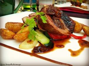 Dining out - Saint-Emilion, FR | ©Tom Palladio Images