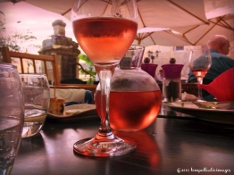 Dining out in Saint Emilion, FR   ©Tom Palladio Images