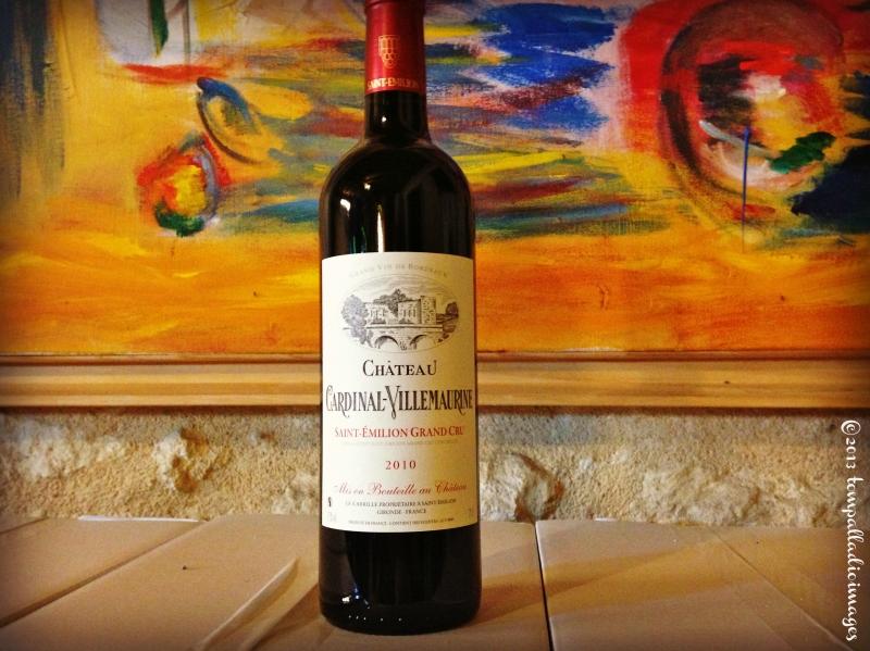 Wine tasting - Chateau Cardinal Villemaurine - Saint-Emilion, FR | ©Tom Palladio Images