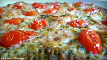 Red October Pizza | ©Tom Palladio Images