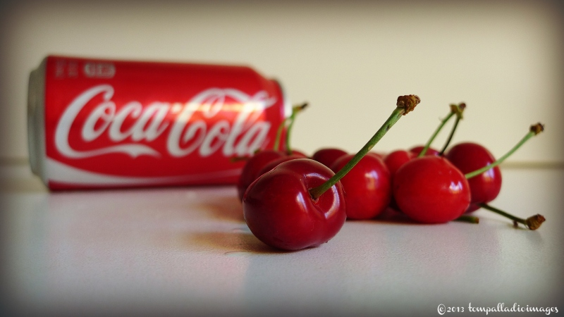 Caption the Moment #5 - Cherry Coke | ©Tom Palladio Images