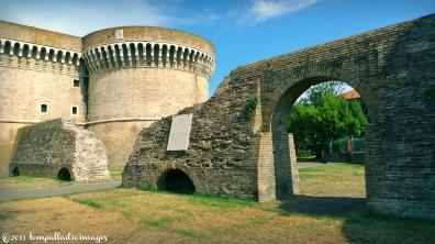 Roca Roveresca Fortress - Senigallia, Italy | ©Tom Palladio Images