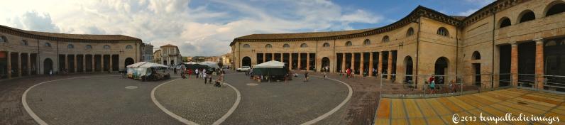 Foro Annonario - Senigallia, Italy | ©Tom Palladio Images