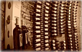 Caption the Moment - Wine cellar | ©Tom Palladio Images