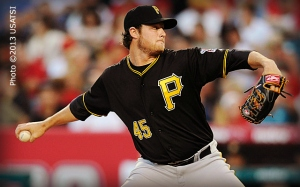 Gerrit Cole | Photo ©2013 USATSI