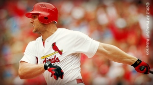 Matt Holliday | Photo ©AP/Jeff Roberson