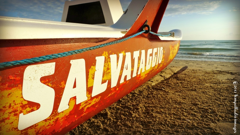 A Baywatch Horizon | ©Tom Palladio Images