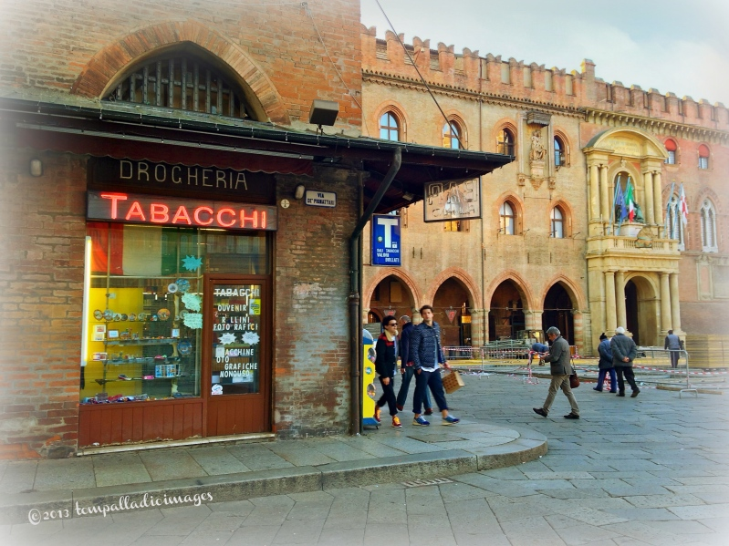 Country Roads: Bologna -- Gone in Sixty Minutes | ©Tom Palladio Images