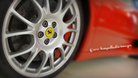 Country Roads: The Redheads of Maranello   ©Tom Palladio Images