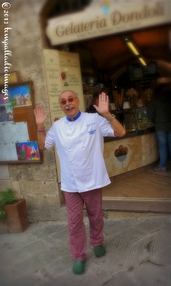 Country Roads: The Good Humor Man of San Gimignano | ©Tom Palladio Images